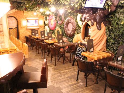 お菓子の森カフェ&レストラン Precious Sugar